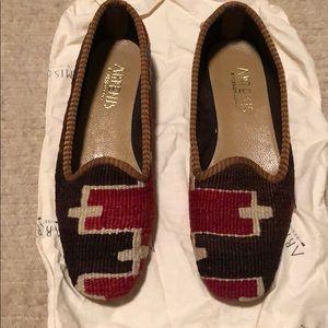 Artemis Kilim Shoes